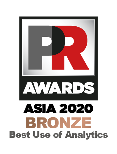 Best Use of Analytics, Bronze Award