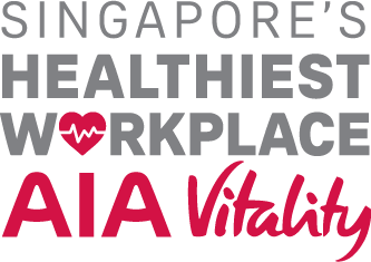 Singapore's Healthiest Workplace AIA Vitality