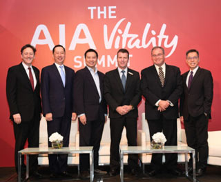 AIA Vitality Summit 2016 group picture