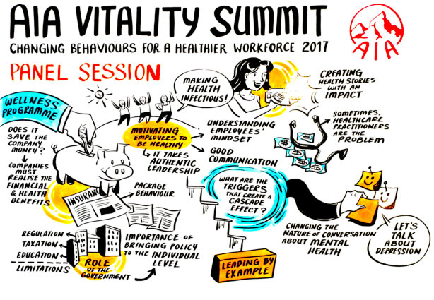 AIA Vitality Summit Press Release